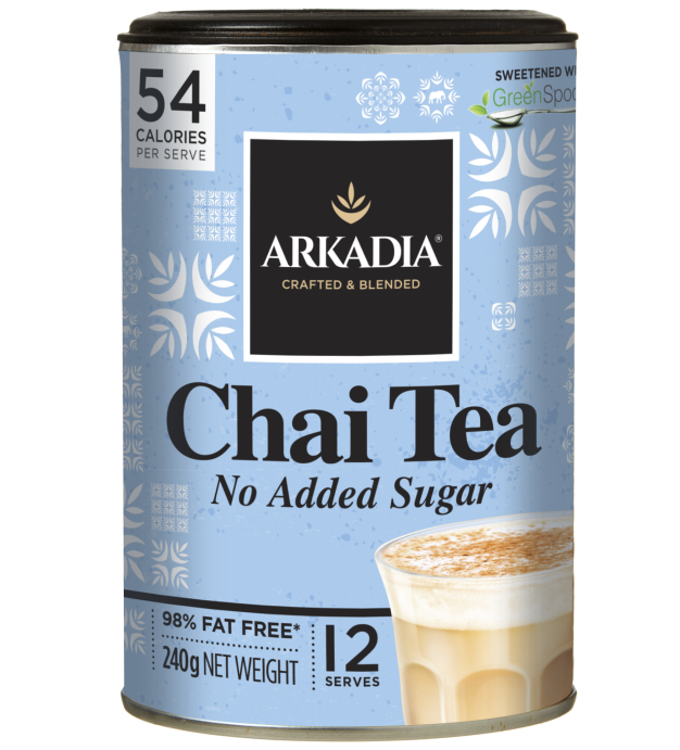 Chai Thee Latte (No Added Sugar)