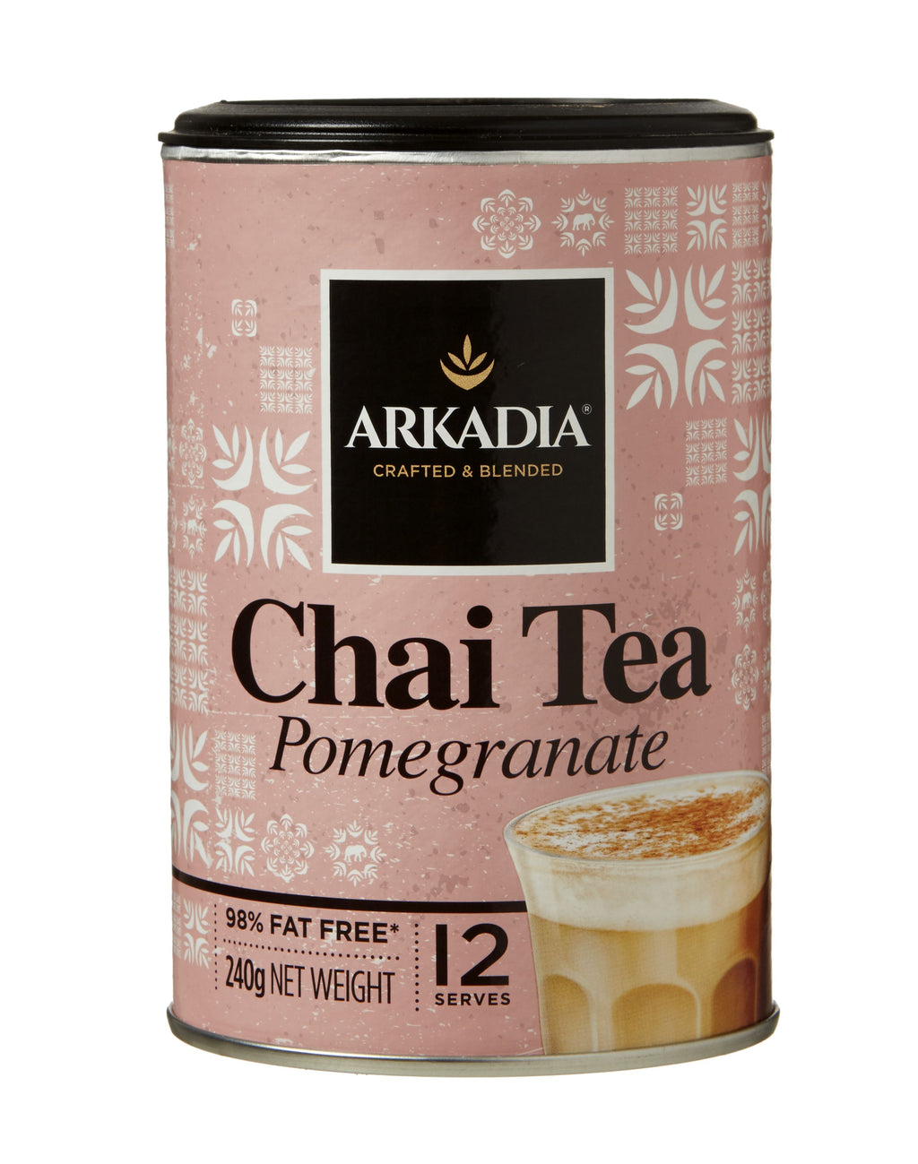 Chai Latte Pomegranate (Pomegranate)
