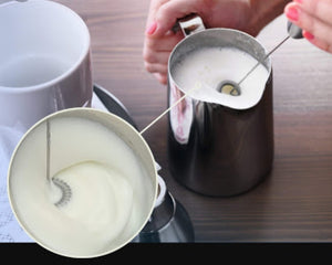 Milk frother Wireless (special price 2020)