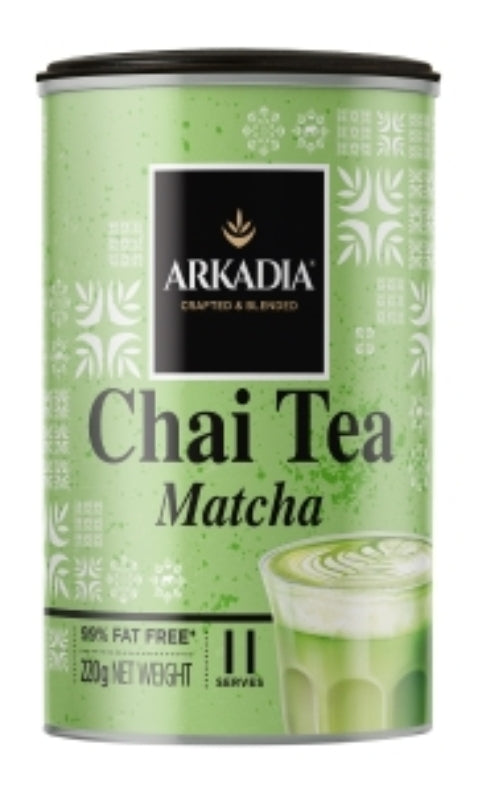 Chai Tea Latte Matcha