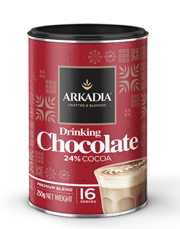 Warme Chocolademelk 24% Cacao (Hot Chocolate) 250g