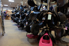 hosre saddles and tack