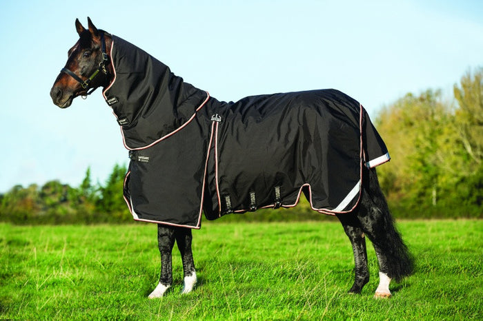 Rambo Optimo Turnout Rug  + Liner 400g