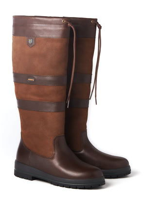 dubarry galway country boots extra fit