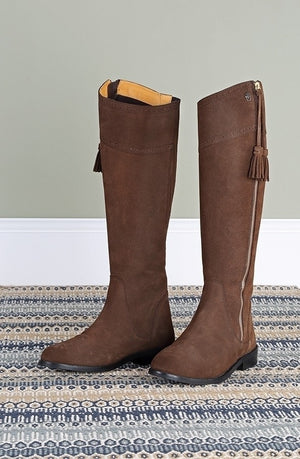 Shires Moretta Florenza Suede Boots
