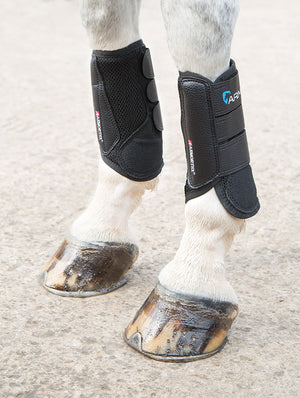 Shires Arma Air Motion XC Boots Front