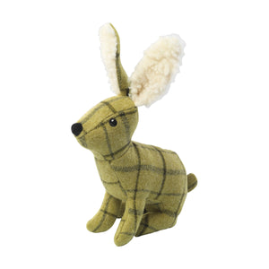 House Of Paws plush Tweed Dog Toy