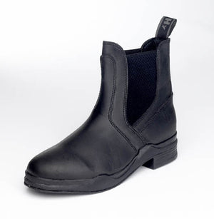 Hy Wax Leather Jodhpur Boot