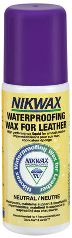 Nikwax Waterproof for Leather
