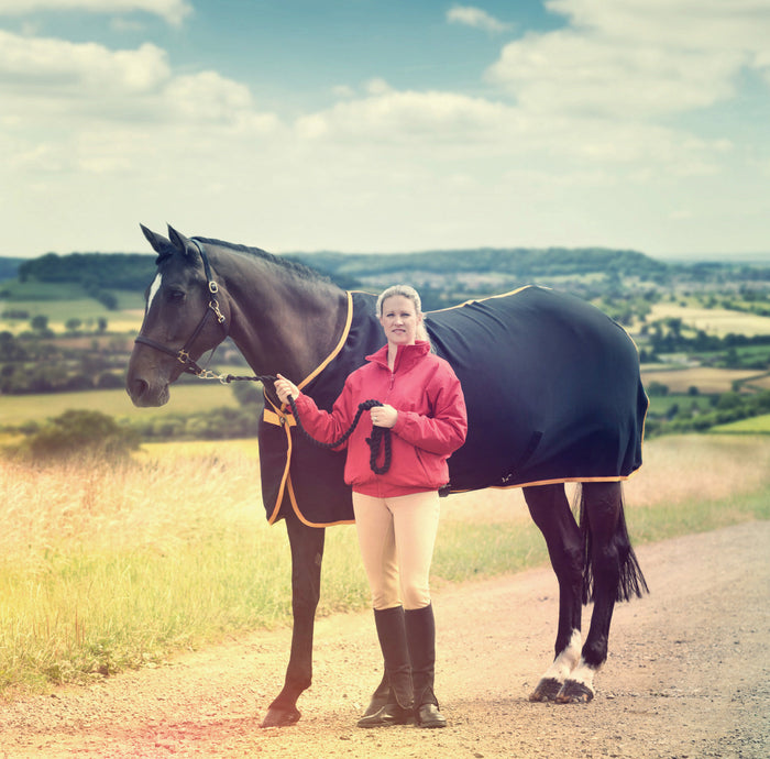 Bridleway Jersey Fleece Cooler