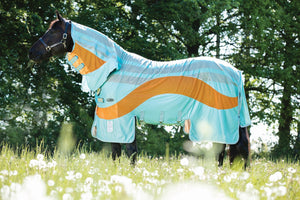 Amigo Evolution Fly Rug With Vamoose