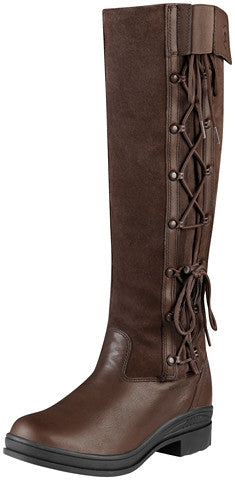 Ariat Grasmere Ladies Tall Leather Riding Boots