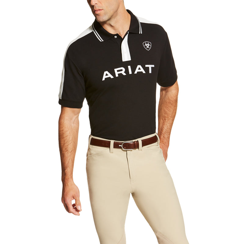 Ariat New Mens Team Polo