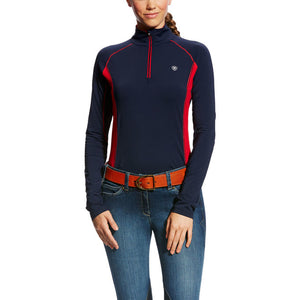 Ariat Team Tri Factor Top