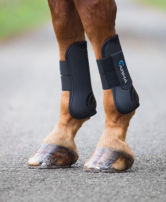 ARMA Open Fronted Tendon Boots