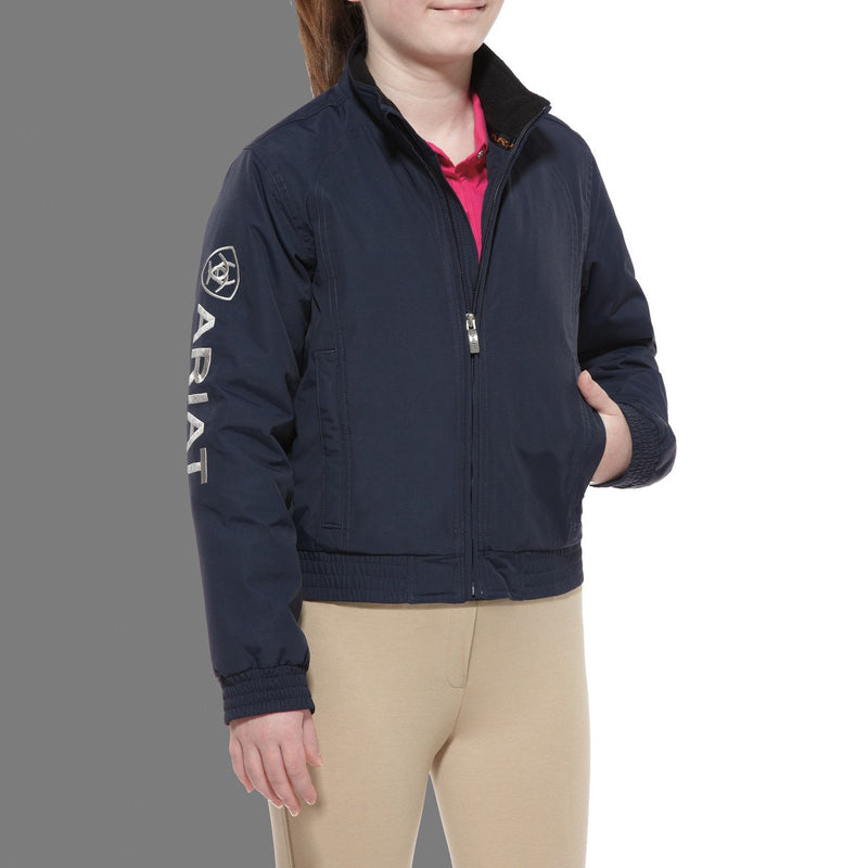 Ariat Junior Stable Blouson Jacket