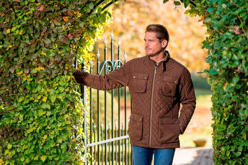 Baleno Hadley Quilted Jacket
