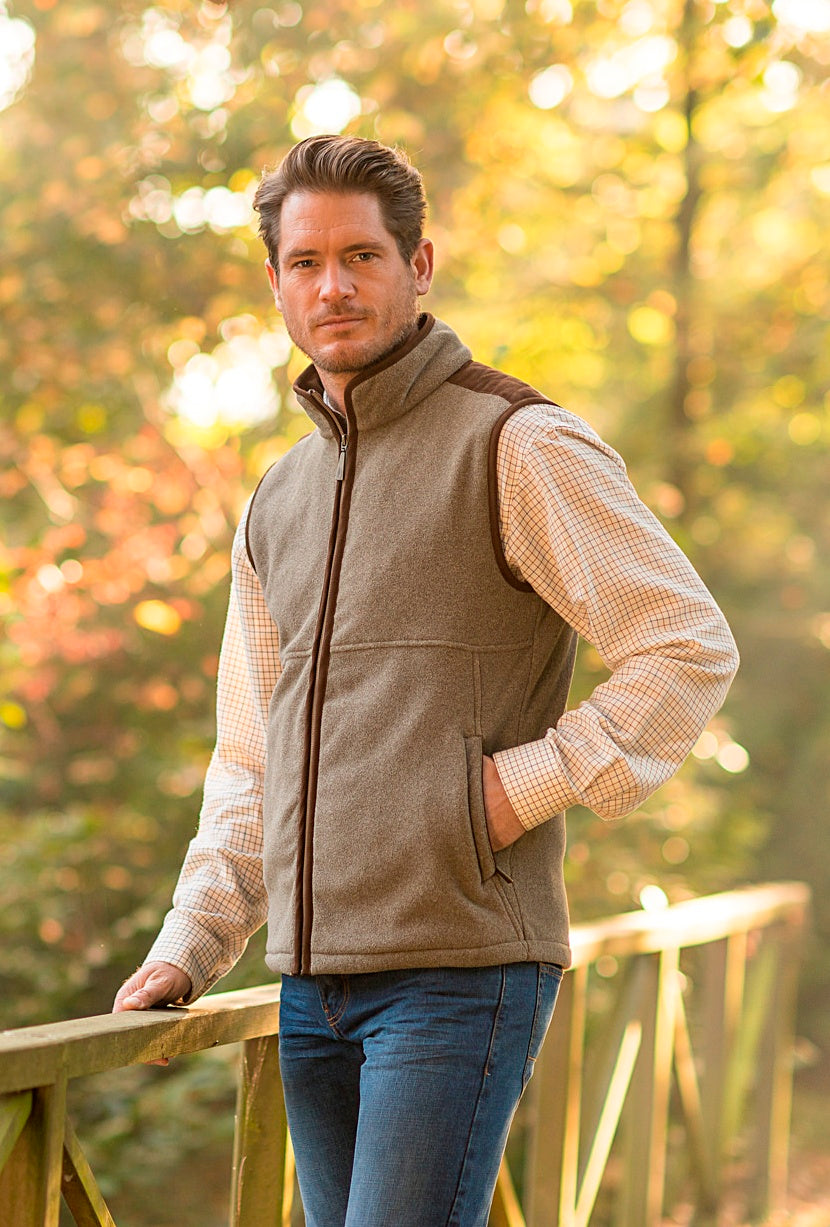 Baleno Harrison Fleece Gilet