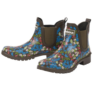 Barbour Pinted Wilton Welly
