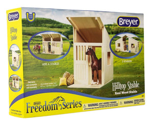 Breyer Classic Hilltop Stable