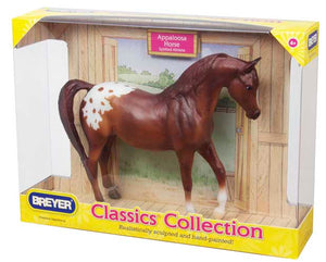 Breyer Classics Cheastnut Appaloosa