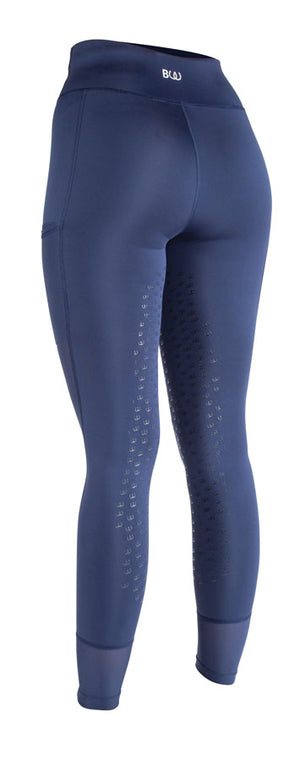 Bridleway Paige Mesh Riding Tights