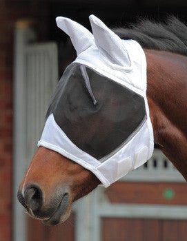Bridleway Fly Mask With Ears