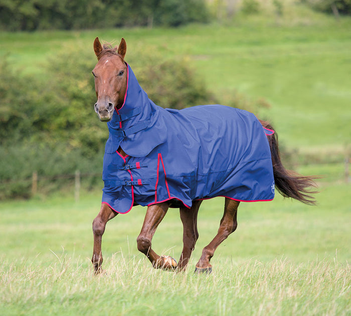 Bridleway Ontario Lightweight Turnout Rug Combo