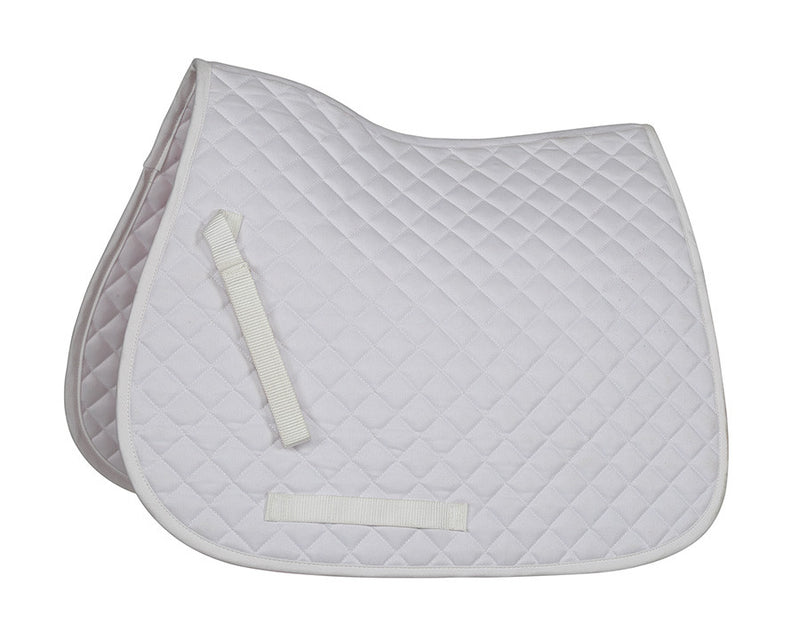 Bridleway Quilted Saddle Cloth