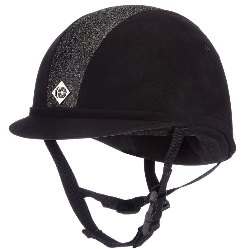 Charles Owen YR8 Sparlkley Riding Hat