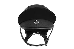 Charles Owen Pro II Riding Hat Skull