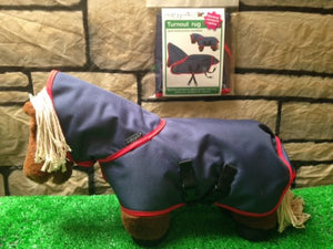 Crafty Ponies Turnoout Rug
