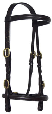 Ascot In-hand Bridle