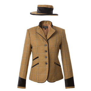 Equetech Studham Tweed Leaders Jacket & Hat
