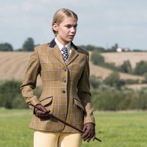 Equetech Studham Deluxe Tweed Jacket