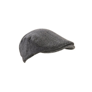 Extremities Parapet Tweed Waterproof Flat Cap