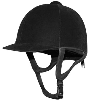 Gatehouse Jeuness velvet Riding Hat