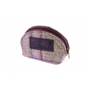 The Heather Natalie Tweed Coin Purse