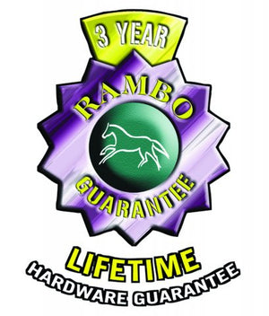 horseware rambo optimo 3 year