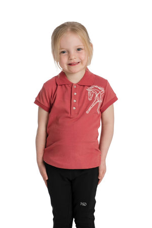 Horseware Junior Flamboro Polo Shirt