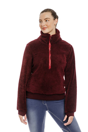 Horseware Chiara Cozy ¾ Zip Fleece