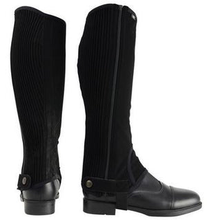 HyLand Synthetic Nubuck Half Chaps