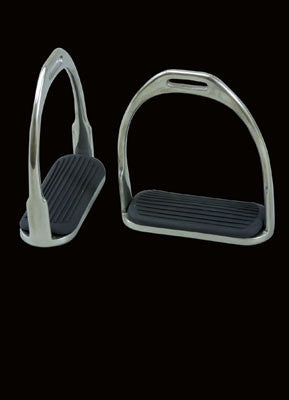 Stirrup Irons With Treads