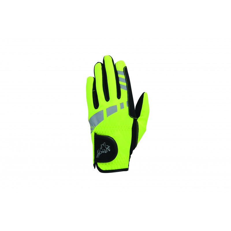 HY5 Softshell Reflective riding Gloves