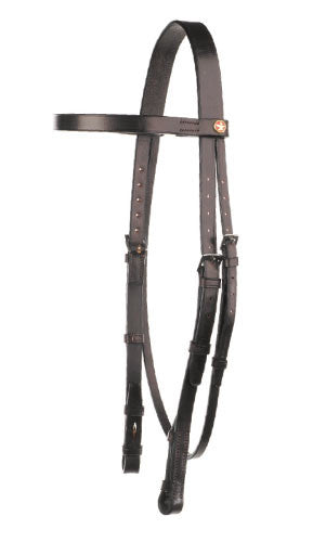 Jeffries Falcon Plain Headstall