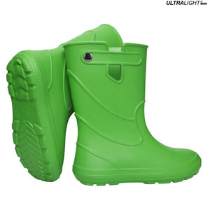 Leon Boot co Junior Welly