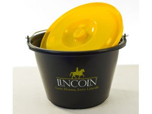 Lincoln Bucket & Lid