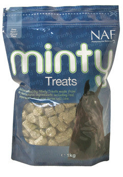NAF Treats  Minty-Hedgy-Appy