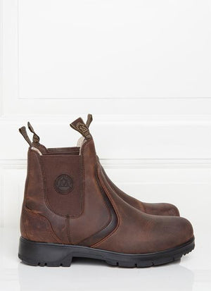 Mountain Horse Men's Spring River Jodhpur Boots
