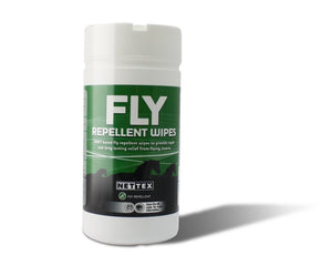 Nettex Fly Repellent Wipes x25